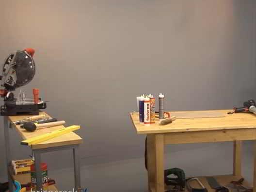 Materiales para montaje de muebles