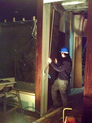 Montaje carpintería y mobiliario hotel vincci valencia