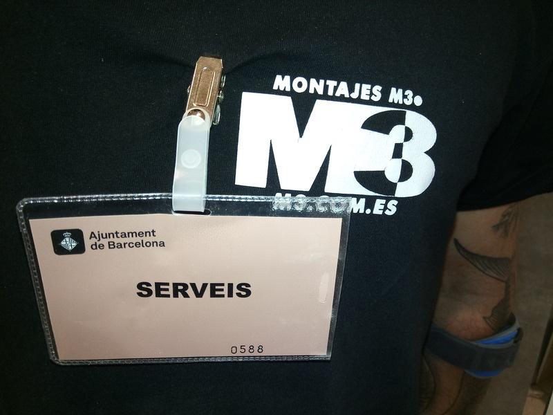 Empresa acreditada montajes m3