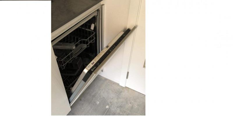 Integrado de lavavajillas en cocinas modernas