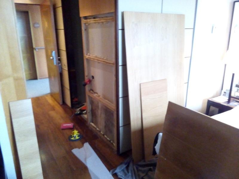 Reparación de Carpintería en Hoteles