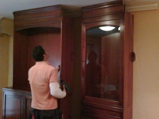 Montaje de Muebles Clásicos