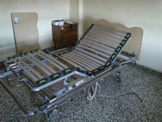 Instalación y montaje de camas ortopédicas acabado perfecto