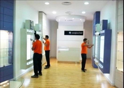 Instalación de Mobiliario para Comercios