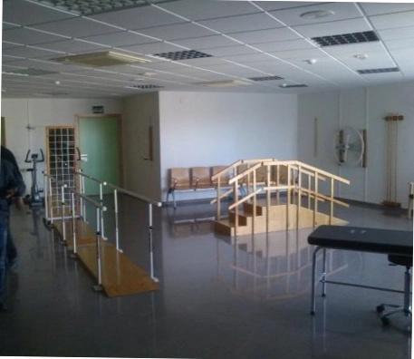 Instalaciones de Muebles en Geriátricos