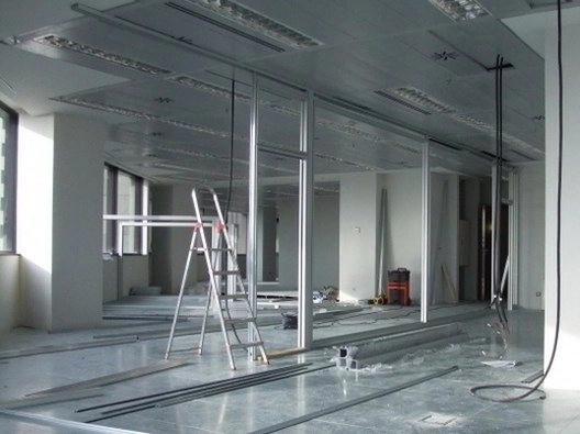 Montaje e instalación de Mamparas en Oficinas
