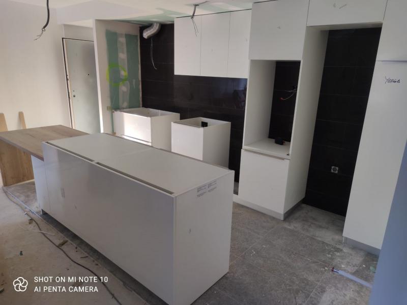 montador de muebles de cocina
