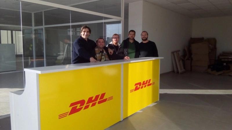 Montadores de muebles de oficinas para pymes y grandes empresas