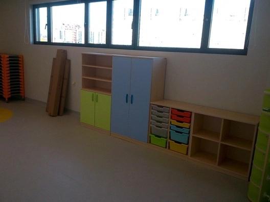 Montaje de muebles de Guarderías